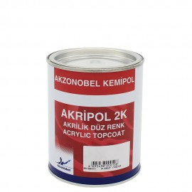 Akripol 2K Acrylic Topcoat (1.Group) Paint