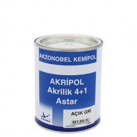 Akripol Acrylic 4 + 1 Light Grey Primer