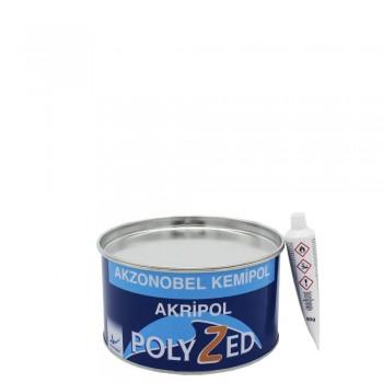 AkzoNobel Kemipol Akripol PolyZed Polyester Steel Putty 2,7 KG