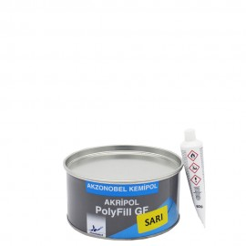 Akripol Polyfill GF Yellow Putty 1.8 KG