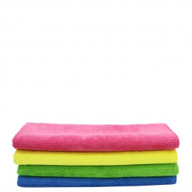 Microfiber Cloth 4-Pack