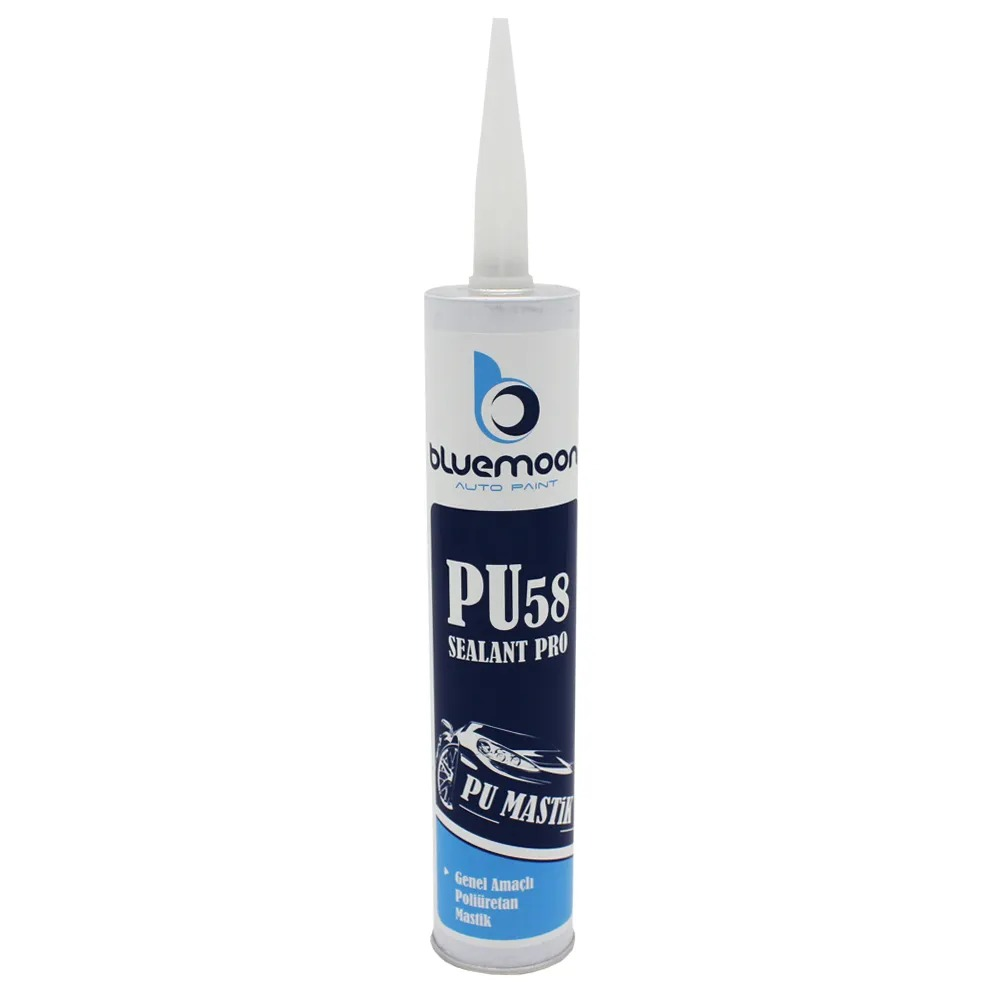 Bluemoon PU 58 General Purpose Polyurethane Mastic - Black 280 ML