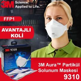 3M 9310 Filtered Mask Valve Mask Protective Filter..