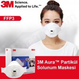 3M 9332 Filtered Mask Valve Mask Protective Filter..
