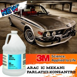 3M 38086 In Car All Surfaces Professional Polishin..