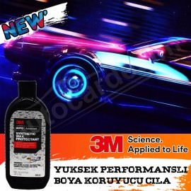 3M 39030 High Performance Paint Protective Water R..