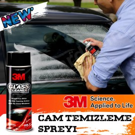 3M 50586 Glass Cleaner Glass Cleaner Maintenance S..