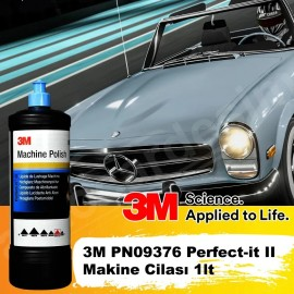 3M 09376 Perfect-it II Step 3 Paint Protective Machine Polish 1 Liter