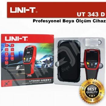 Unit-T UT 343D Professional Paint - Coating Thickness Meter