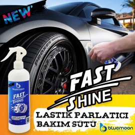Bluemoon Quick Tire Polisher Protective Care Milk ..