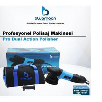 Bluemoon Pro Dual Action Polisher Professional Polisher 780 Watt