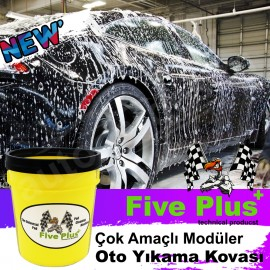 Five Plus Modular Detailing Car Wash Bucket