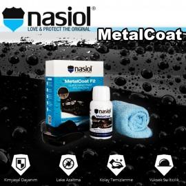 Nasiol Metal Coat Formula 2 Spray Ceramic Coating