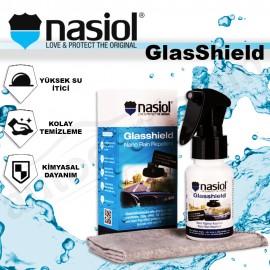 Nasiol Glasshield Nano Rain Slider Water Repellent..
