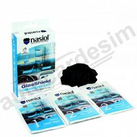 Nasiol Glasshield Wipe-On Nano Rain Slider Water R..
