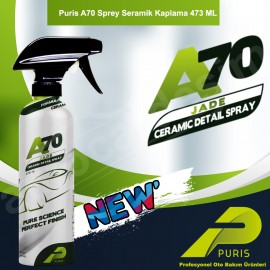 Puris Jade A70 Ultra Nano Paint Protector 7H Spray..