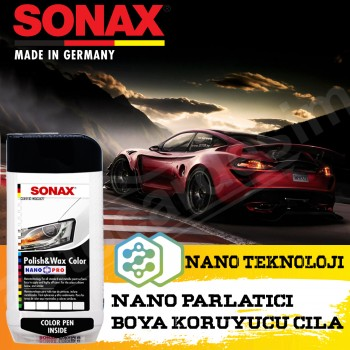 SONAX Nano Brightening Paint Protective Polish