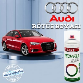 Audi LY9C İbiş White Spray Retouching Paint 400 ML..