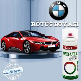 BMW 300 Alpinweiss Spray Retouching Paint 400 ML