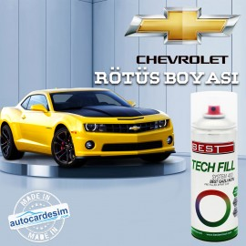 Chevrolet 11U Galaxy White Spray Retouching Paint ..
