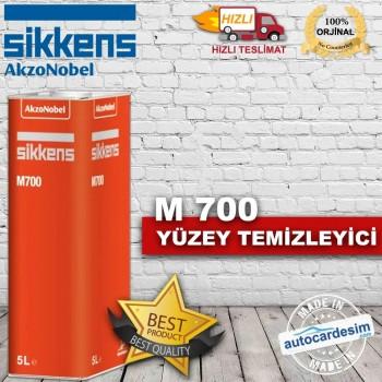 AkzoNobel Sikkens M700 Antistatic Surface Cleaning Thinner 5 Liter