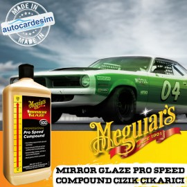 Meguiars 100 10032 Mirror Glaze Pro Speed Compound..