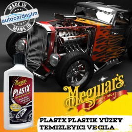 Meguiars 12310 PlastX Clear Plastic Surface Cleane..