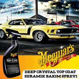 Meguiars 69916 Deep Crystal Top Coat Ceramic Care ..