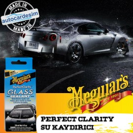 Meguiars 8504 Rain Slider Water Repellent Spray