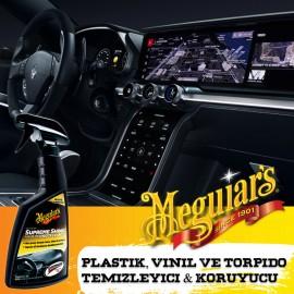 Meguiars 4016 Plastic, Vinyl & Torpedo Cleaner & P..