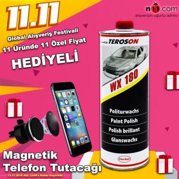 Teroson WX 180 Hare Relief - Paint Protective Polish 1 Liter