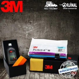 3M 09860 Ceramic Paint Protection Set