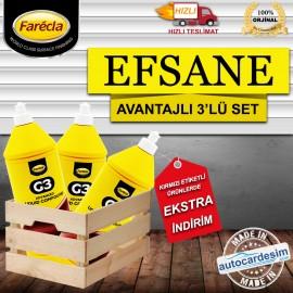 Efsane Teklif - Farecla G3 Çizik Giderici Pasta Av..