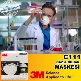 3M C111 Ventilator Mask