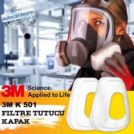 3M K 501 Filter Holder Cover