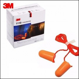 3M Sound and Noise Canceling In-Ear Earphone Stopp..