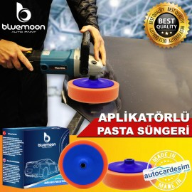 Bluemoon Applicator Polishing Hard Pastry Sponge 1..