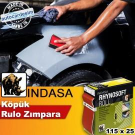 Indasa Rhynosoft Foam Hand Sanding Rolls