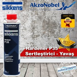 AkzoNobel Sikkens P35 Hardener Slow Paint Varnish ..