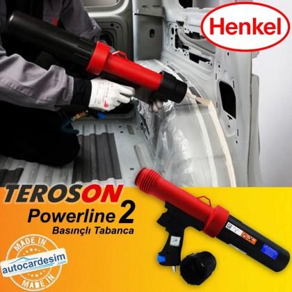 Henkel Teroson Powerline 2 Pneumatic Impact Protector