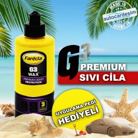 Farecla G3 Premium Polishing 250 ML + Application ..