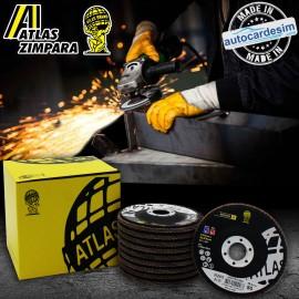 Atlas Flap Disc Sander R265 115 x 22 P60 Sand