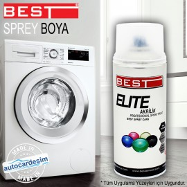Best® Elite Effekt White Goods Paint - Washing Mac..