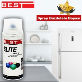 Best® Elite Effekt White Goods Paint - Refrigerato..