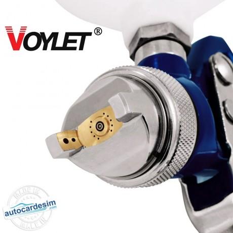 Voylet Top Warehouse Professional Paint Gun H - 827 1.3 MM