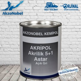 Akzonobel Acrylic 5 + 1 Primer Light Gray Primer