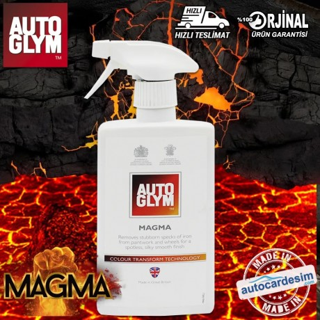 AutoGlym Magma Iron Powder Cleaner 500ML