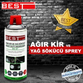 Best DC-67 Heavy Dirt and Oil Grease Remover 400 M..