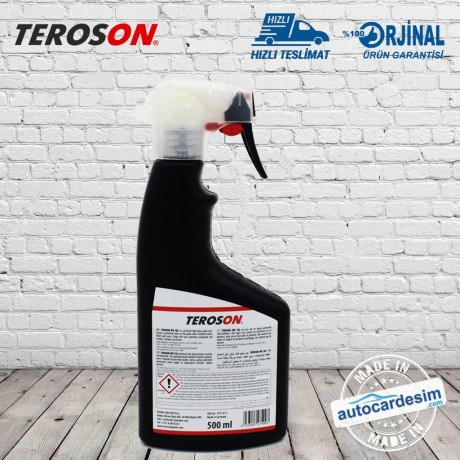 Teroson WX 182 Hare Relief Spray Car Polish 500 ML