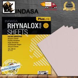 Indasa PlusLine Rhynolox Plus Dry Sanding Sheets